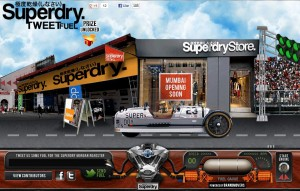 superdry india launch