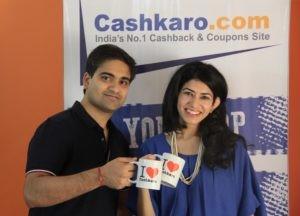 Rohan & Swati Bhargava_Cashkaro Co-Founders