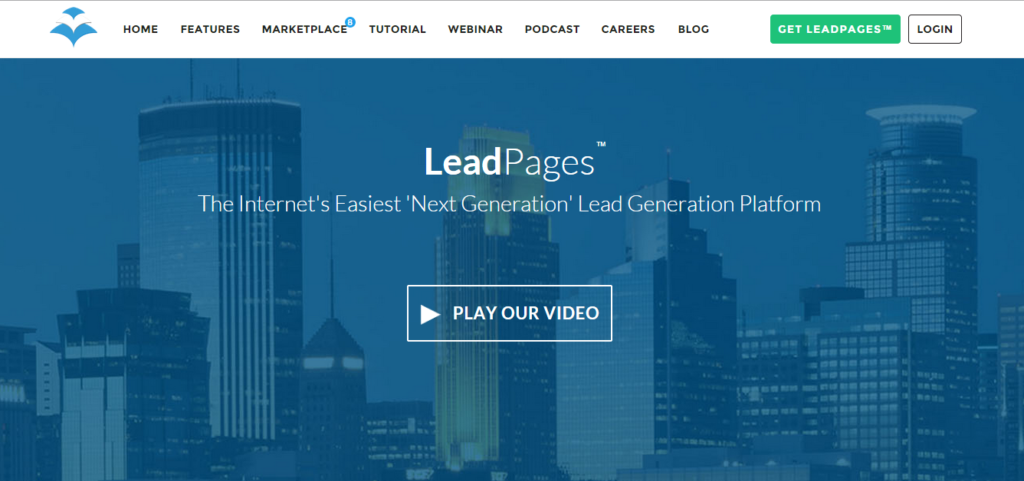 Details at http://www.leadpages.net/products/