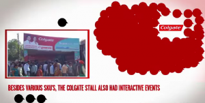 colgate booth