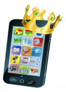 Mobile will be king