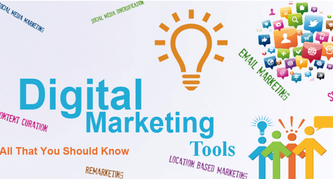 Top 25 Digital Marketing Tools - Free & Paid Tools