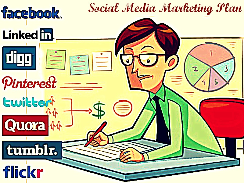 Learn To Create A Social Media Marketing Plan From The Start