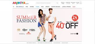 Myntra image product branding