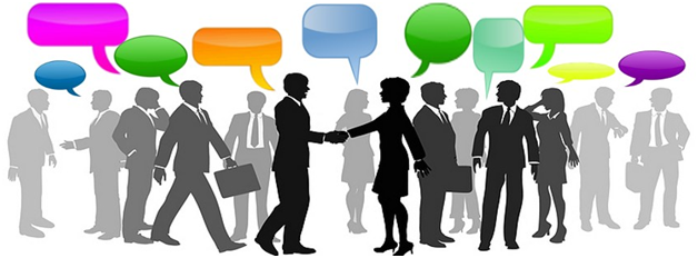 Networking in industry