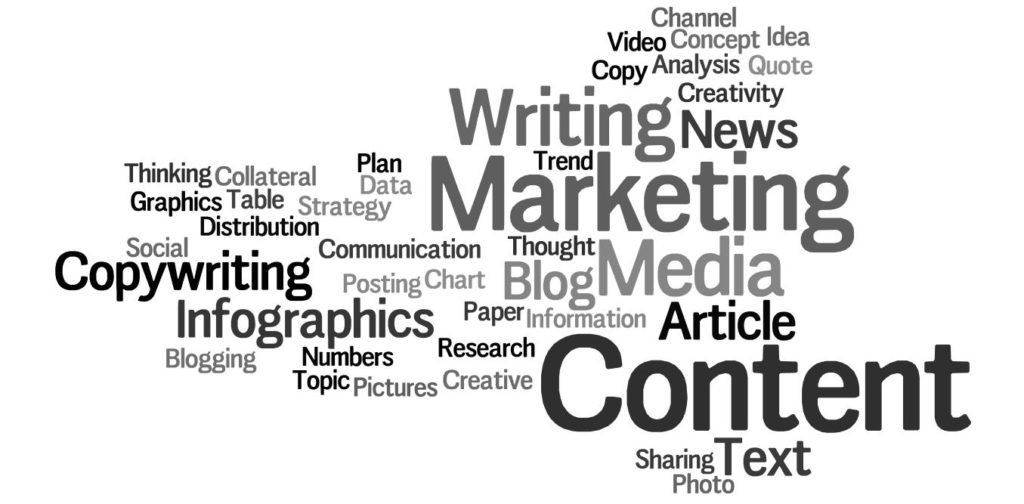 creative content writing services