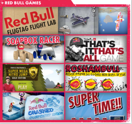 Red Bull Games