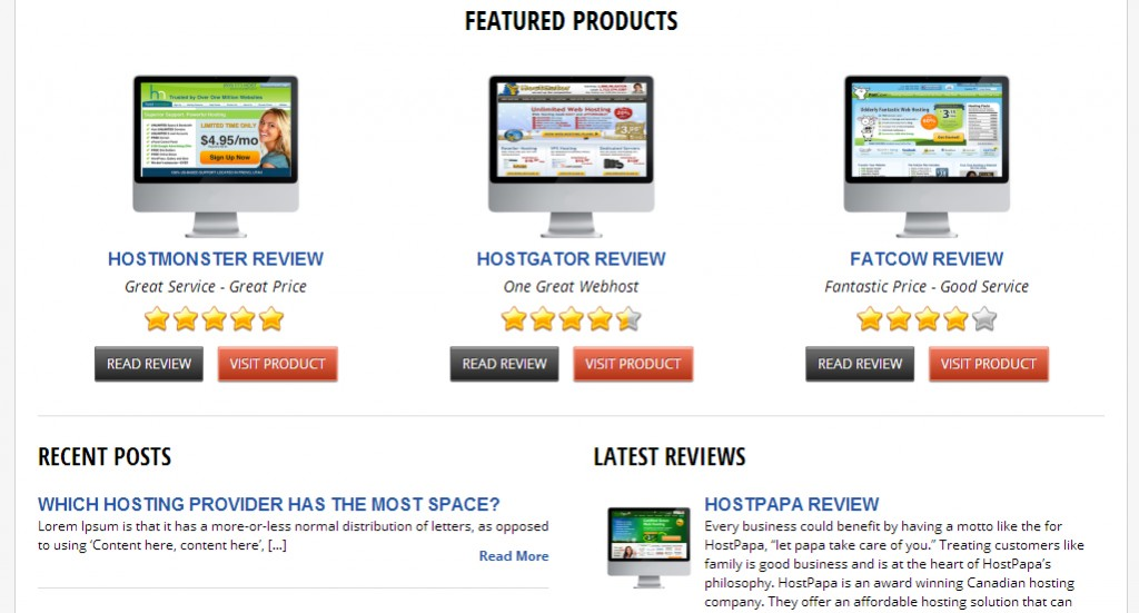 Top 7 blogs to grow organic search traffic for Blogger product review template
