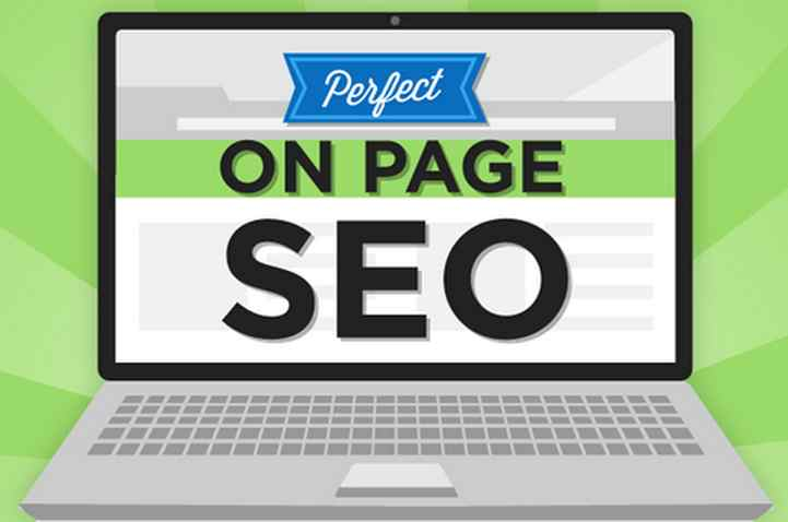 Wat is on page SEO