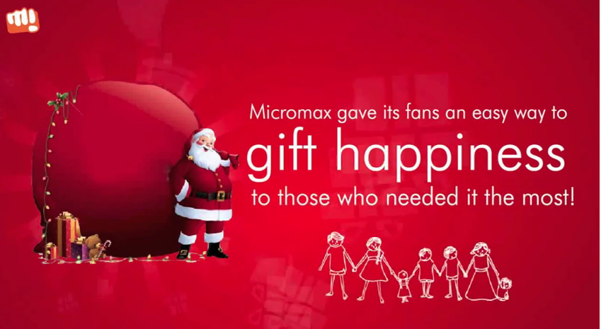 Micromax Help for CRY