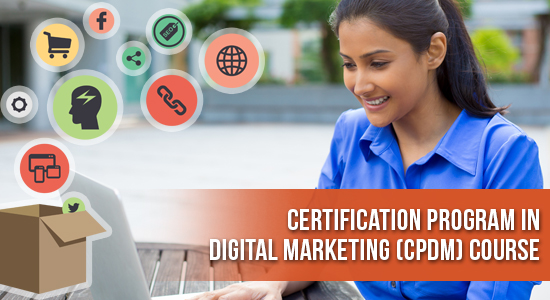 Certification Program in Digital Marketing