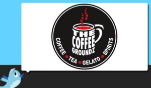 Coffee Groundz and twitter