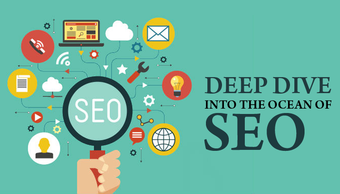 ddep dive into the ocean of SEO