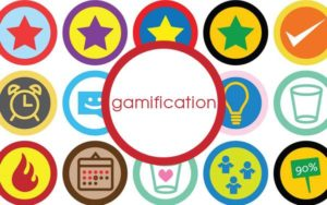 Gamification increases social sharing by 22%