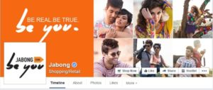 jabong-facebook-page
