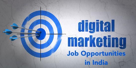 digital marketing job opportunities