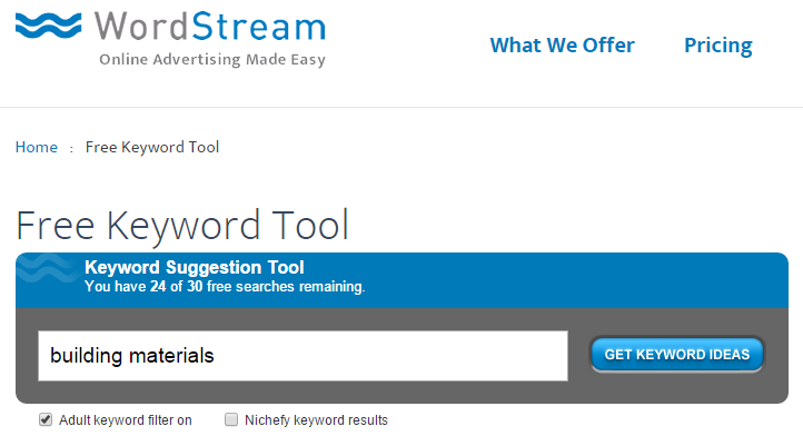 wordstream-free-keyword-tool-for-traffic