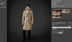 Burberry Bespoke screenshot
