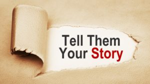 Engage with story
