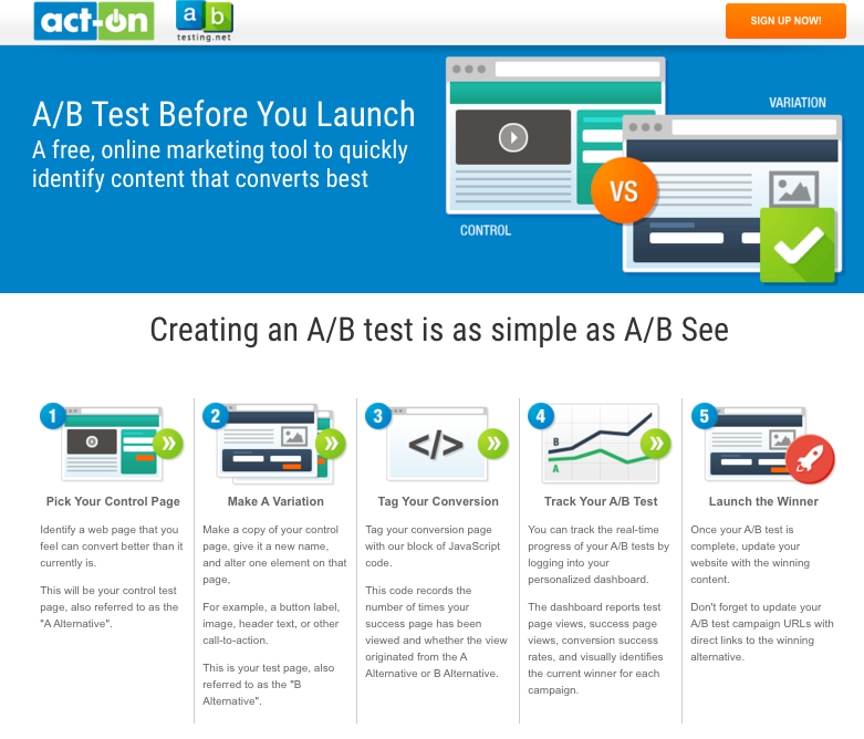 abtesting-net-source-act-on-software