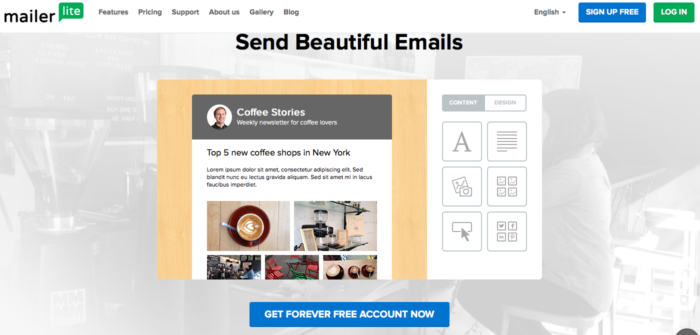 10 Free Email Service Providers(ESPs) For Bloggers & Small Businesses