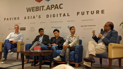 Digital Vidya Speaking at Webit Global Congress APAC (Singapore)