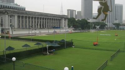 Digital Vidya's Social Media Workshop at Singapore Cricket Club