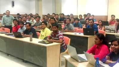 Digital Marketing Workshop at IIFT (kolkata)
