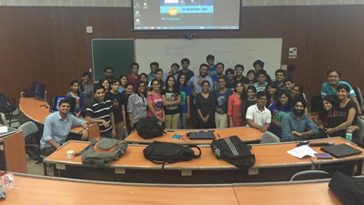 Digital Marketing Workshop at IIM (kolkata)