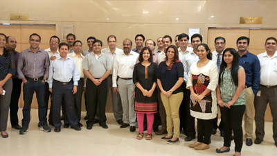 Digital Marketing Workshop at TATA - BSS (Mumbai)