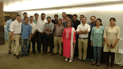 Digital Marketing Workshop at Reliance (Mumbai)