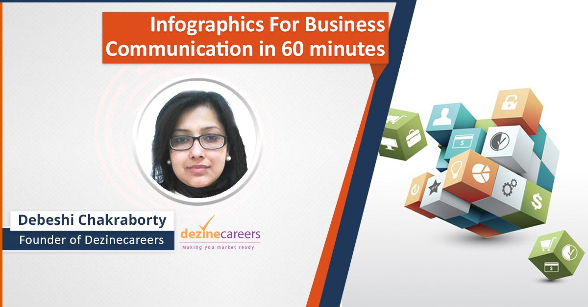 Webinar Recording: Infographics For Business Communication in 60 minutes