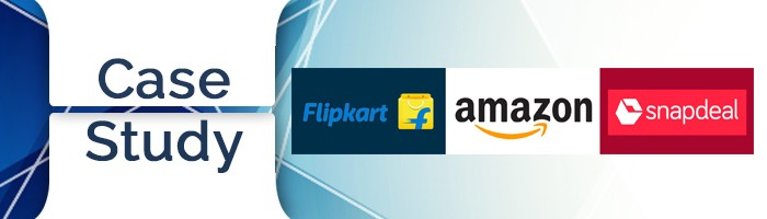 Flipkart, Amazon & Snapdeal Are Battling Over to Become No. 1 E-Commerce this Diwali