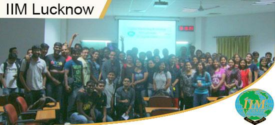 Digital Marketing Workshop for IIM Lucknow