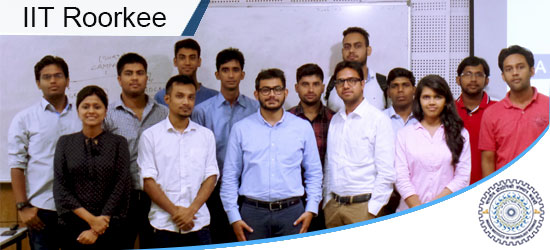 Digital Marketing Workshop for IIT Roorkee