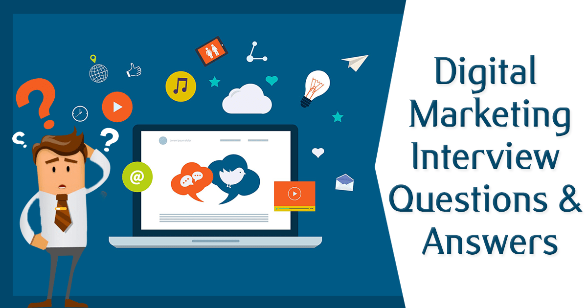 Top 20 Digital Marketing Interview Questions and Answers Guide