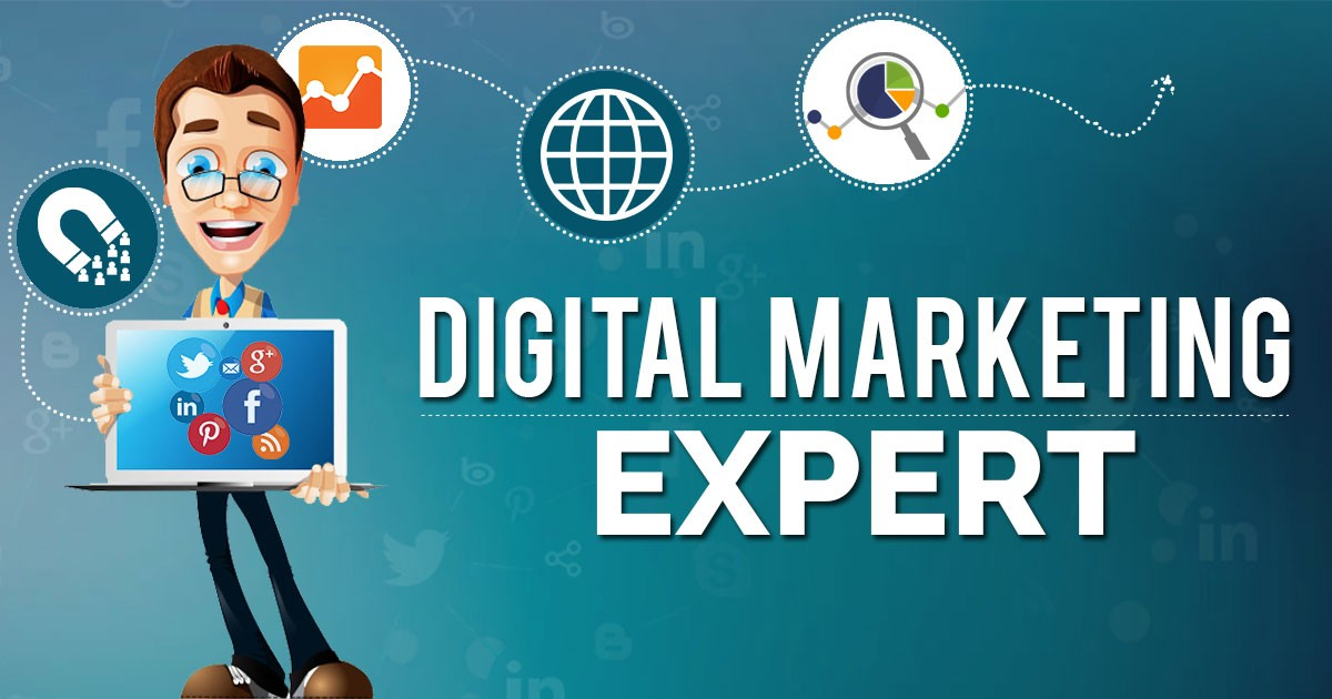 Digital Marketing Expert: Guide to become Online Marketing Expert