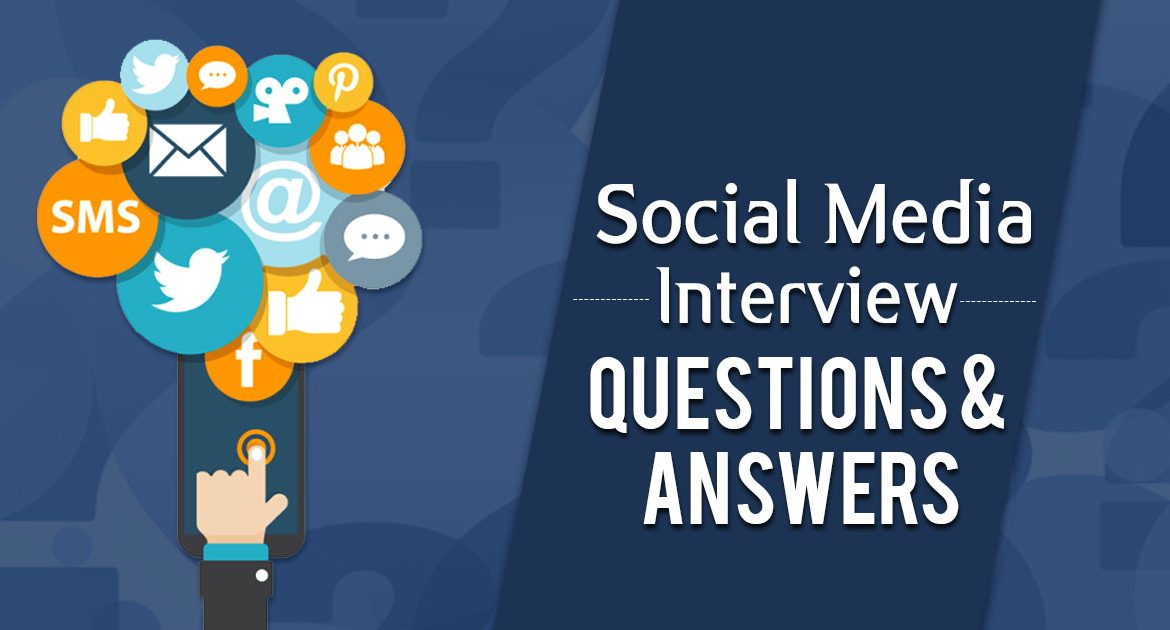 top 20 social media interview questions answers guide - Financial Advisor Interview Questions And Answers