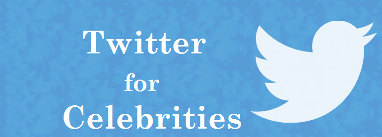 5 Ways to Use Twitter for Celebrities