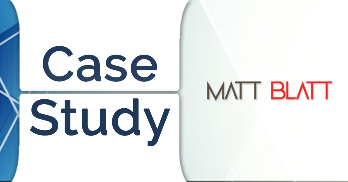 Matt Blatt Furniture Used Facebook & Boosted Sales 7 Times More