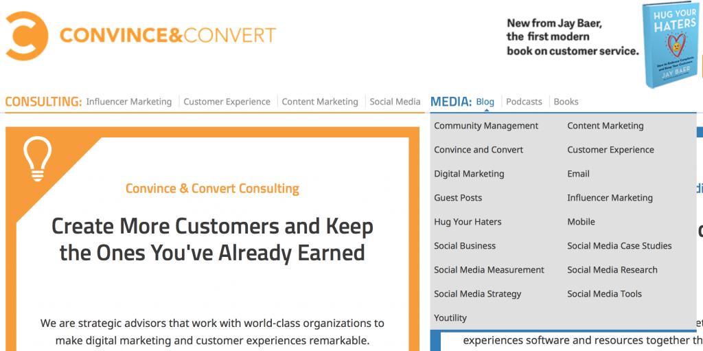 Digital Marketing Blog Convince & Convert