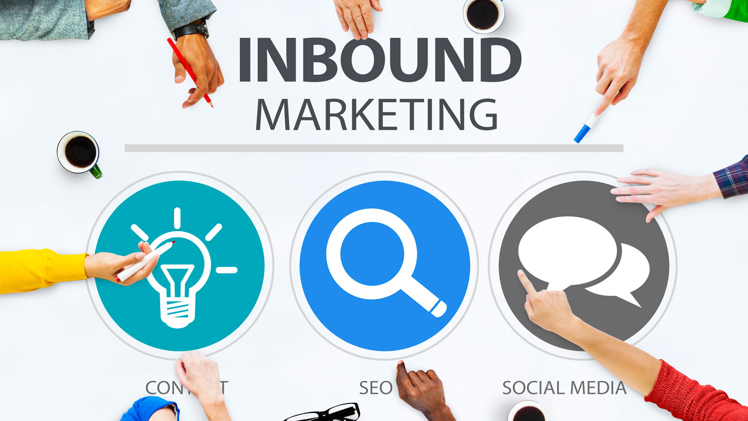 Top 5 reasons Why Inbound Marketing Is Better Than Outbound Marketing