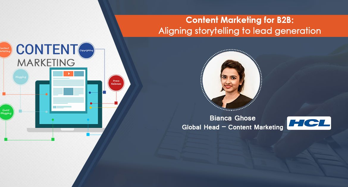 Content Marketing For B2B Webinar