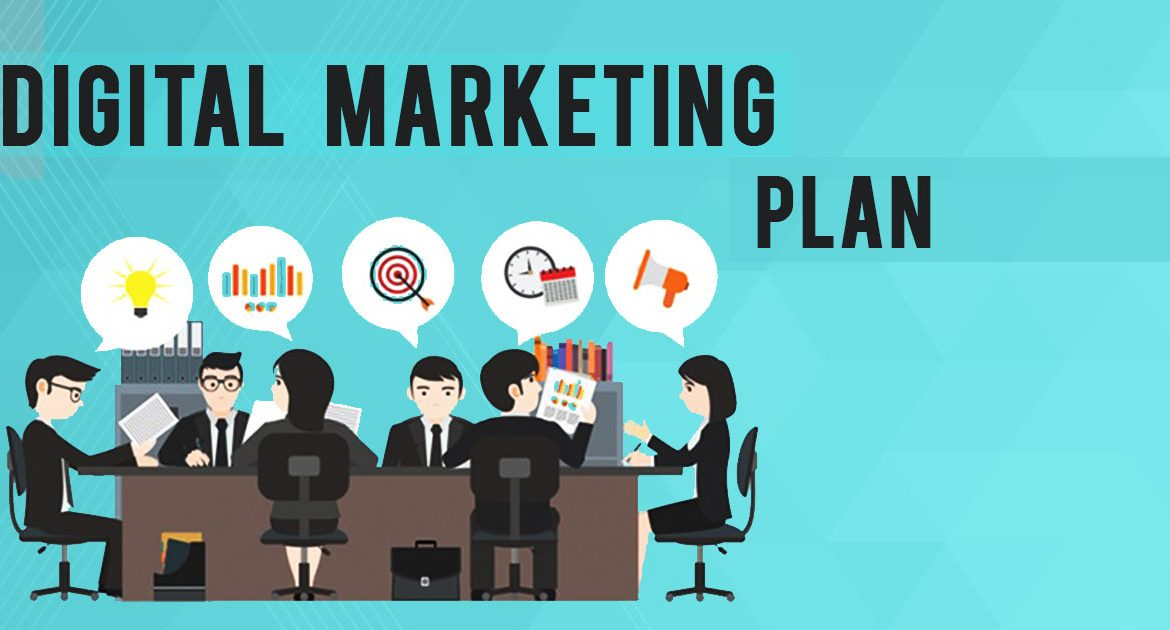 Steps To Build An Effective Digital Marketing Plan