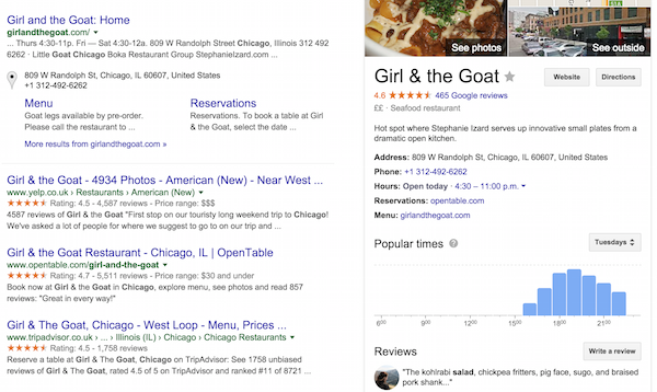 [Image1- set up Google My Business Page example as SEO tips for small business- source- searchenginewatch]