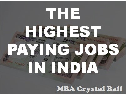 data analytics highest paying jobs in India