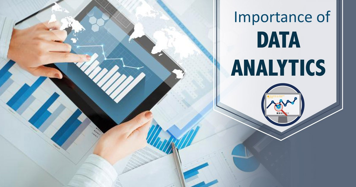 reasons why data analytics is important