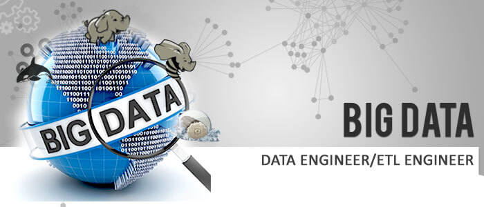 Big Data Data Engineer