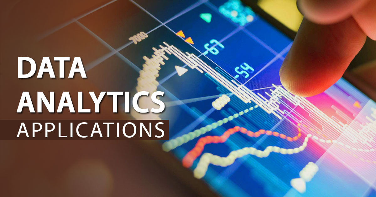 Top 14 Areas for Data Analytics Application
