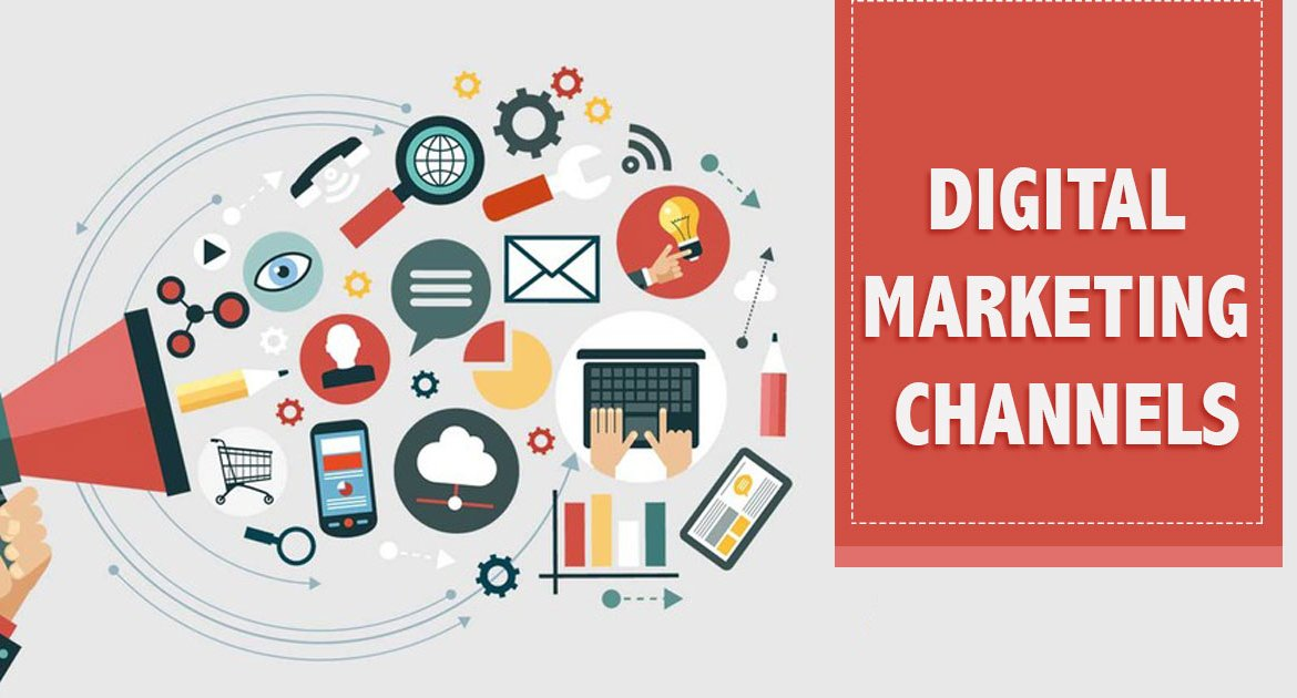 Introduction to digital marketing channels for your business for What is a design firm